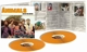 Animals,The :Live In The Sixties (Lim.180 Gr.Orange 2LP)
