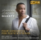 Lamb,Eric/Die Akademie Köln/Alexander Willnes :Quantz:Four Flute Concertos