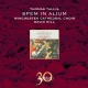Hill,David/Winchester Cathedral Choir :Spem In Alium