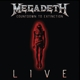 Megadeth :Countdown To Extinction: Live (CD)