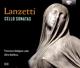 L'Arte dell'Arco/Barutti/Loreggian :Cello Sonatas