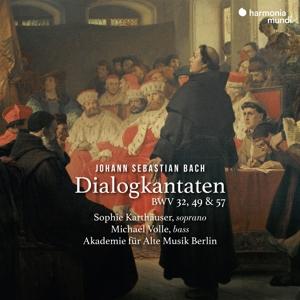Karthaeuser,Sophie/Akademie für Alte Musik Berlin