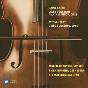 Rostropowitsch,Mstislav/Sargent,Malcolm/PO