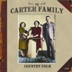 Carter Family,The :Country Folk