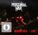 Perzonal War :Neckdevils-Live (Ltd.CD+DVD Digipak)