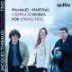 Thibaud,Jacques String Trio :Complete Works For String Trio