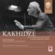 Kakhidze,Djansug :The Nutcracker & Klavierkonzert 1,op.23-TH