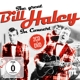 Haley,Bill :The Great Bill Haley In Concert.2CD+DVD