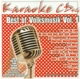 Karaoke/Various :Best Of Volksmusik Vol.1 (CDG)