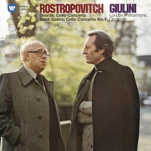 Rostropowitsch,Mstislav/Giulini,Carlo Maria/LPO