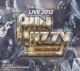 Thin Lizzy :Live 2012 At O2 Shepherds Bush Empire London