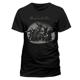 McCartney,Paul & Wings :Band On The Run (T-Shirt,Schwarz,Größe S)