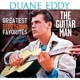 Eddy,Duane :The Guitar Man-Greatest Hits & Fa