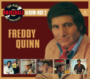 Quinn,Freddy