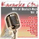 Karaoke/Various :Best Of Deutsch-Rock Vol.2-Karaoke CDG