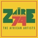 Makeba,Miriam/Orchestre Stukas/+ :Zaire 74: The African Artists