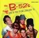 B-52's,The :Live In The Studio 78
