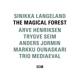 Langeland,Sinikka :THE MAGICAL FOREST