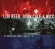 Reed,Lou/Cale,John & Nico :Le Bataclan,Paris (CD+DVD)