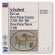 Brendel,Alfred :Klaviersonaten D 958,959,960