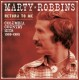 Robbins,Marty :Return To Me-Columbia Country Hits 1959(SPV Coun
