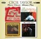 Taylor,Cecil :3 Classic Albums Plus
