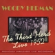 Herman,Woody :The Third Herd 'Live' 1952