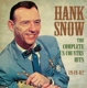 Snow,Hank :The Complete US Country Hits 1949-62