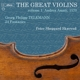 Sheppard Skaerved,Peter :Great Violins Vol.1: Andrea Amati 1570