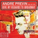 Previn,Andre :Give My Regards To Broadway