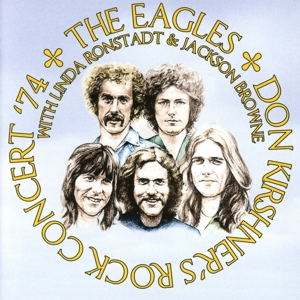 Eagles With Linda Ronstadt And Jackson Browne