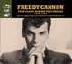 Cannon,Freddy :4 Classic Albums Plus Singles 1958-1962