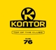 Various :Kontor Top Of The Clubs Vol.76