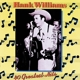 Williams,Hank :40 Greatest Hits