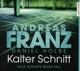 Fischer,Julia :(17)Kalter Schnitt