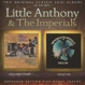 Little Anthony & The Imperials :On A New Street/Hold On  (2CD-Set)