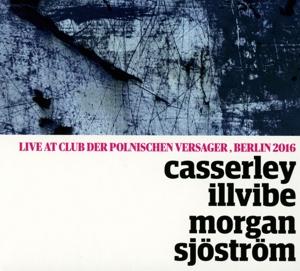 Casserley-Illvibe-Morgan-Sjöström-Quartet