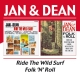 Jan & Dean :Ride The Wild Surf/Folk 'n Roll