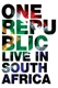 OneRepublic :Live In South Africa (DVD)