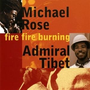 Rose,Michael & Admiral Tibet