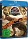 Sam Neill,Jeff Goldblum,Laura Dern :Jurassic Park 4-Movie-Collection