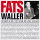 Waller,Fats :Complete Victor Piano Solos