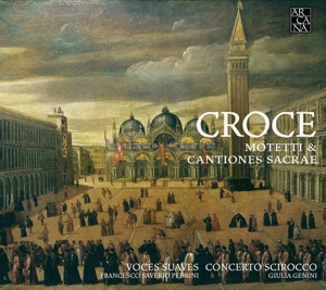 Pedrini/Genini/Voces Suaves/Concerto Scirocco