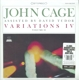 Cage,John :Variations IV,Vol.2 (LP)