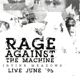 Rage Against The Machine :Irvine Meadows Live June 95