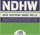 Various :NDHW - Neue Deutsche House Welle,Vol. 3