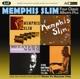 Memphis Slim :4 Classic Albums Plus