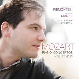 Piemontesi,Francesco/Manze,A./Scottish Chamber O.
