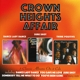 Crown Heights Affair :Dance Lady Dance/Sure Shot/Think Positive (2CD)