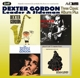 Gordon,Dexter :3 Classic Albums Plus